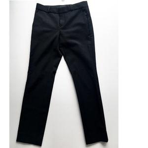 Banana Republic Ryan Slim Straight Pants in Black